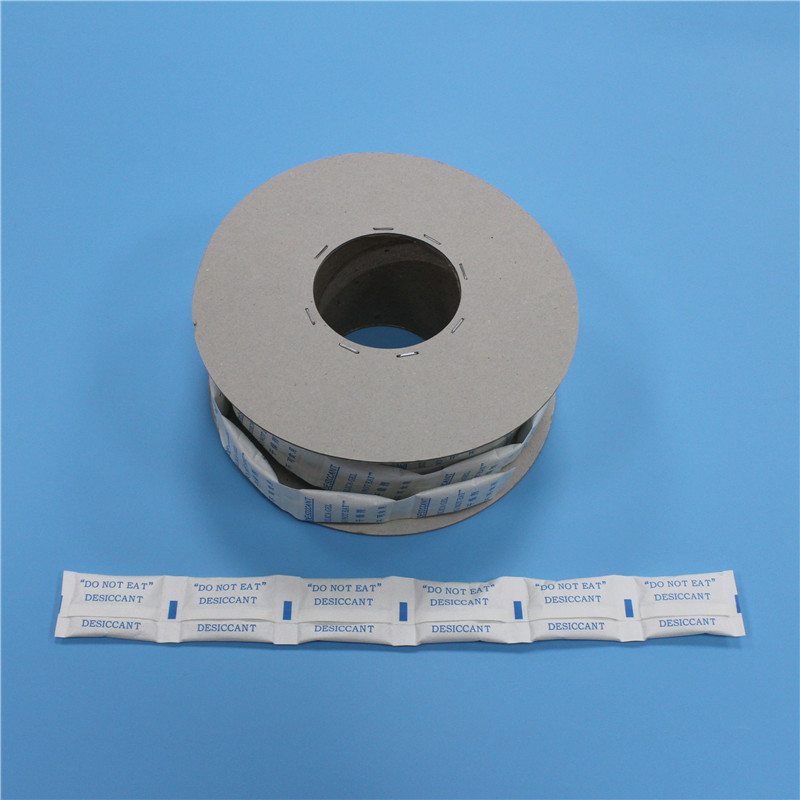 Medicated Non-woven Packaging Paper Silica Gel Desiccant Packets
