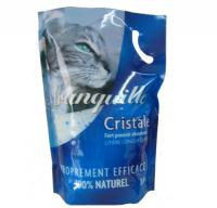 3.8L/bag silica gel cat litter